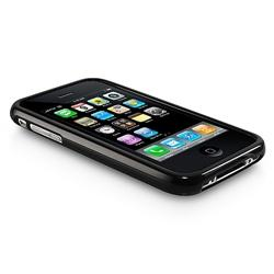 TPU Rubber Skin Case for Apple iPhone 3G/ 3GS