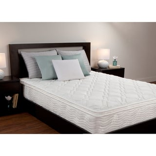 Comfort Memories 10-inch Twin-size Foam and Spring Hybrid Mattress