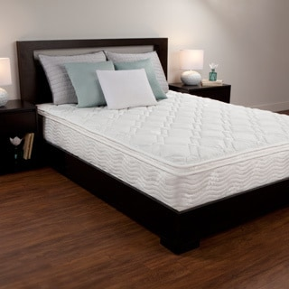 Comfort Memories 10-inch King-size Foam and Spring Hybrid Mattress