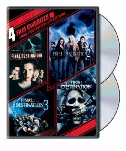 4 Film Favorites: Final Destination 1-4 (DVD)
