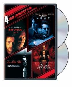 4 Film Favorites: Suspense Collection (DVD)
