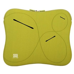 GGI Gear Green Neoprene 11 inch Netbook Sleeve