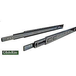 GlideRite 28-inch Full Extension Ball Bearing Drawer Slides (10 pairs)