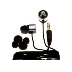 Nemo Digital NDF10176BK-A Black Crystal 'A' Earbud Headphones