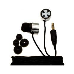 Nemo Digital Iron Cross Earbud Headphones