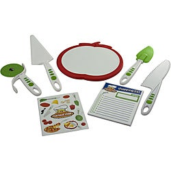 The Curious Chef 5-piece Pizza Set
