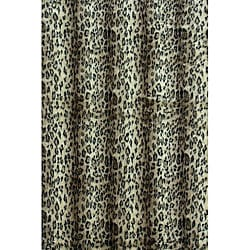 Jungle Cheeta Print Rug (2' x 3')