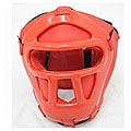 Head Cage Pro Red Heavy-Duty Head Gear