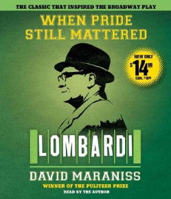 When Pride Still Mattered: Lombardi (CD-Audio)
