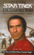 The Rise and Fall of Khan Noonien Singh (Paperback)