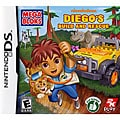 NinDS - Go Diego Go Mega Bloks Build and Rescue - By 2K Play