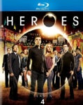 Heroes: Season 4 (Blu-ray Disc)