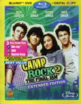 Camp Rock 2: The Final Jam (Extended Edition) (Blu-ray/DVD)