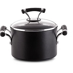 Circulon Contempo 3-quart Covered Saucepot