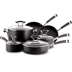 Circulon Contempo Hard Anodized Nonstick 10-piece Set *with $20 Rebate*