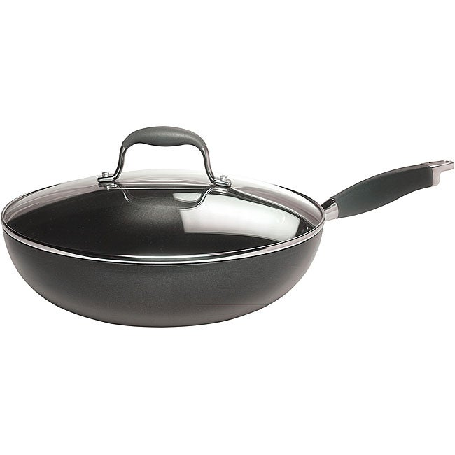 Anolon Advanced 12-inch Covered Ultimate Pan