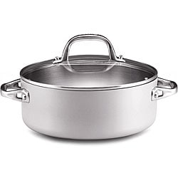 Anolon Chef Clad 4-quart Dutch Oven