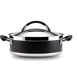 Anolon Ultra Clad 4-quart Covered Dutch Oven