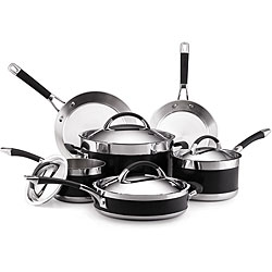 Anolon Ultra Clad 10-piece Cookware Set