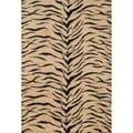 Jungle Tiger Print Rug (3' x 5')