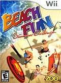 Wii - Beach Fun - By Zoo Games