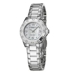 Raymond Weil Women's 'RW Spirit' Stainless Steel Quartz Watch