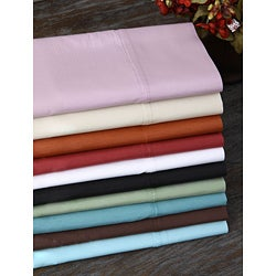 Classic Percale 250 Thread Count Oversize Sheet Set Twin/Full