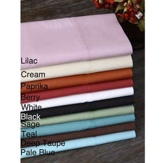 Classic Percale Oversize Sheet Set Twin or Full