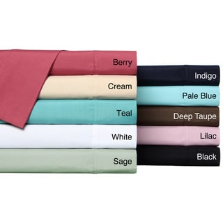 Classic Percale 250 Thread Count Oversize Sheet Set