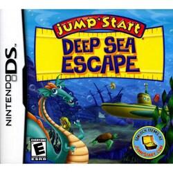 Nintendo DS - Jumpstart Deep Sea Escape
