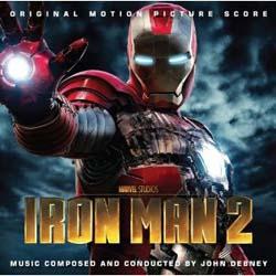 Original Soundtrack - Iron Man 2 (John Debney)