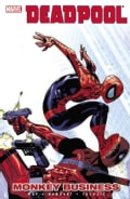 Deadpool: Monkey Business (Paperback)