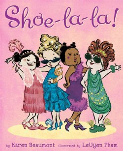 Shoe-la-la! (Hardcover)
