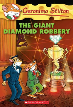 The Giant Diamond Robbery (Paperback)
