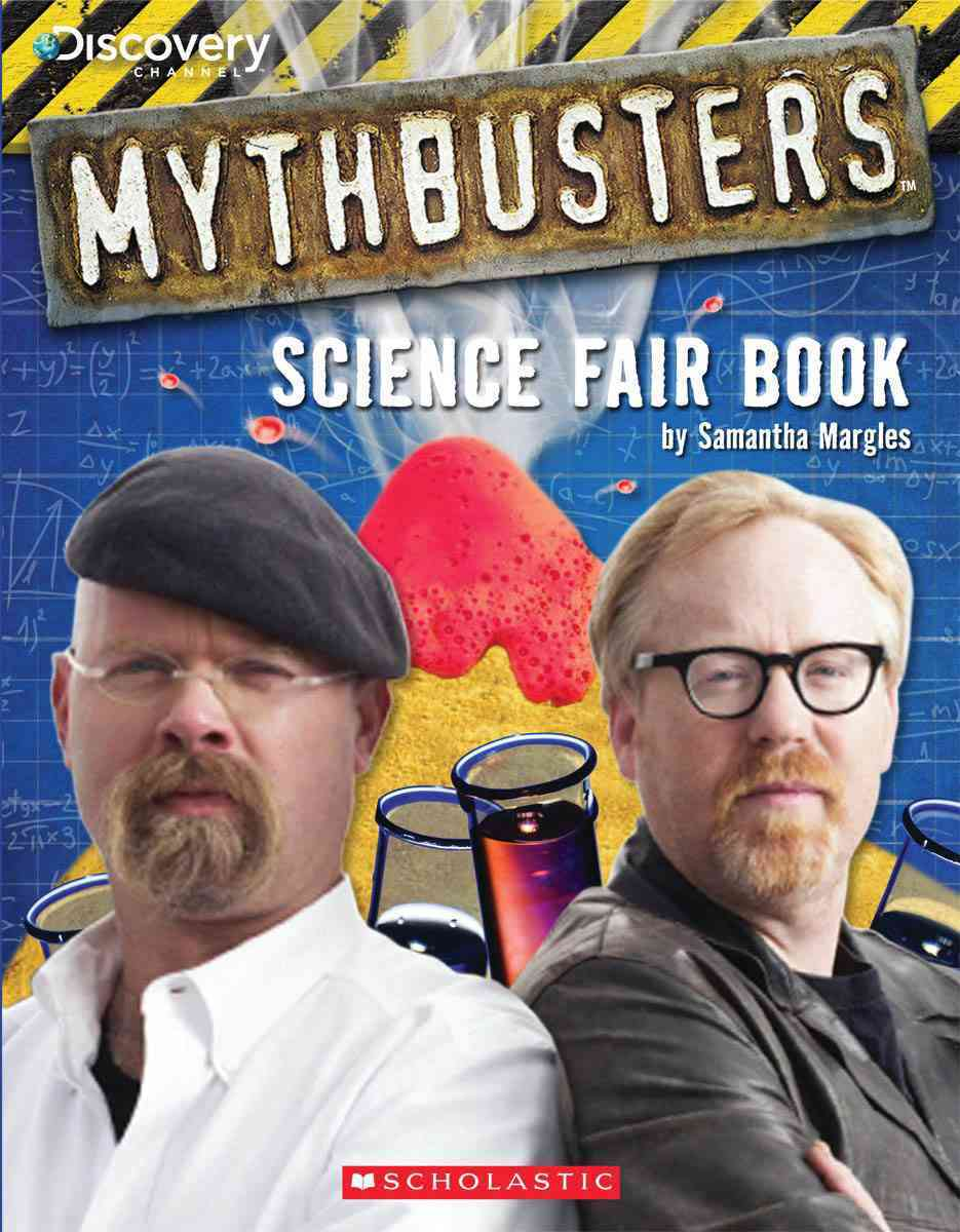 MythBusters Science Fair Book (Paperback)