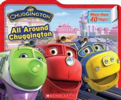 All Around Chuggington (Board book)
