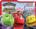 All Around Chuggington (Board book)