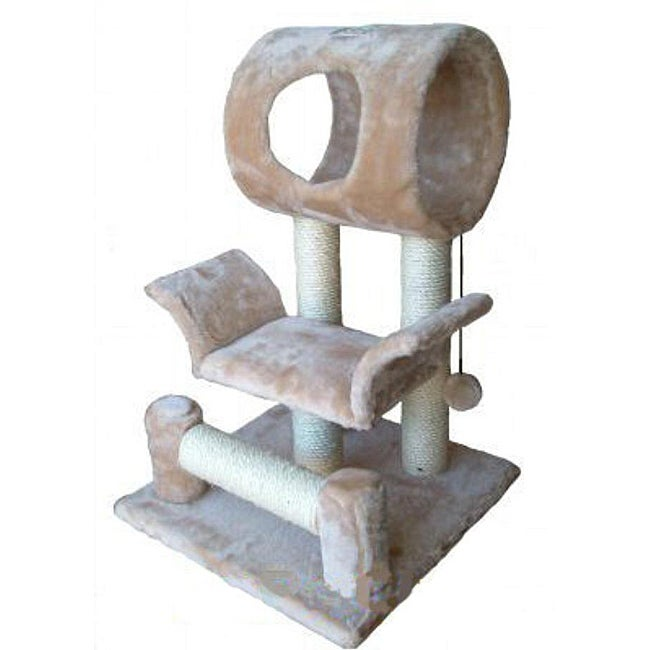 Cat Tree Condo Scratcher 28-inch Furniture