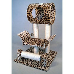 Cat Tree Furniture Scratcher 28-inches
