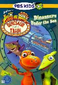 Dinosaur Train: Dinosaurs Under The Sea (DVD)