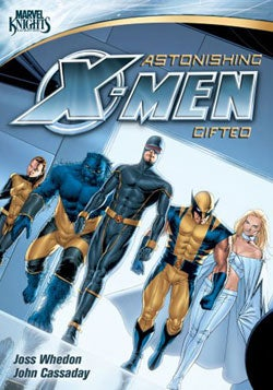 Marvel Knights Astonishing X-Men: Gifted (DVD)