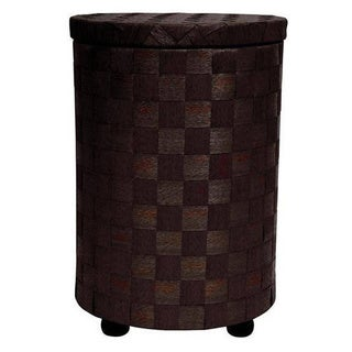 Natural Fiber 26-inch Laundry Hamper (China)