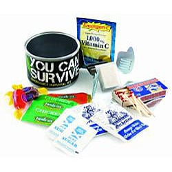 You CAN Survive Survival Stove and Supplements Outdoor Kit