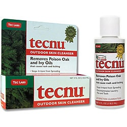 Tecnu 4-ounce Outdoor Skin Cleanser