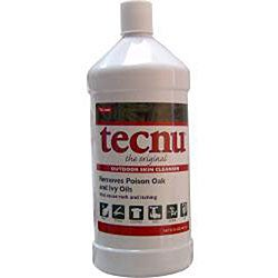 32-ounce Tecnu Outdoor Skin Cleanser for Poison Ivy/Oak/Sumac