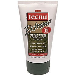 Tecnu 4-oz Extreme Medicated Poison Ivy Scrub