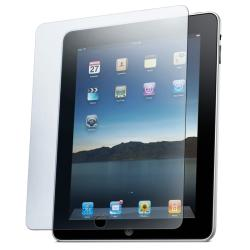 INSTEN Anti-scratch Screen Protector for Apple iPad with Soft Silicone Adhesive