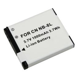Canon NB-8L Compatible Li-ion Battery