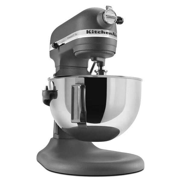 KitchenAid KV25G0XGR Imperial Grey Professional 5 Plus 5-quart Stand Mixer