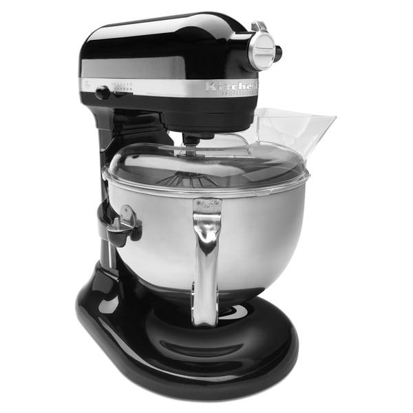KitchenAid KP26M1XCV Caviar Professional 600 Stand Mixer **with $50 Rebate**
